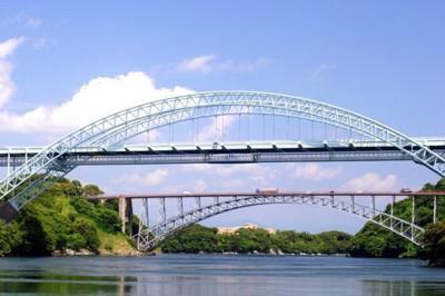 西海橋秋のうず潮まつり